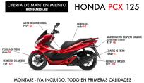 MANTENIMIENTO HONDA PCX